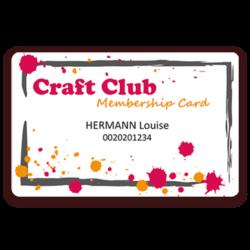 craftclub-membercard