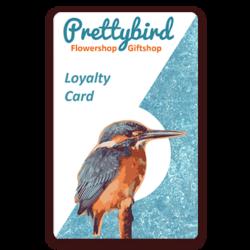prettybird-loyaltycard