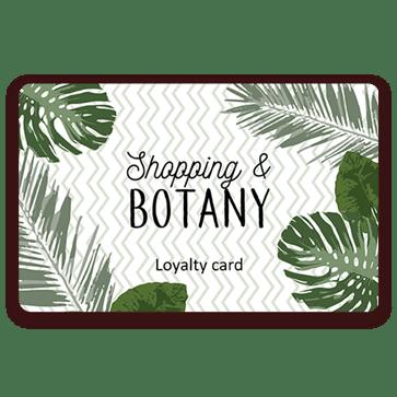 shoppingbotany-loayltycard