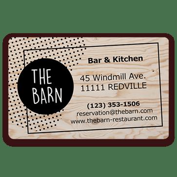 thebarn-businesscard